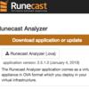 Mirgation to Runecast Analyzer 2.5