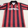 ユニフォーム 537枚目 ACミラン 1994-1995シーズン ホーム用 チャンピオンズリーグ仕様 オーセンティックモデル