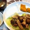 【セセリと砂肝のキャベツ炒め】意外と低カロリー!その栄養は?
