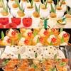ウェスティンホテル東京『【ザ・テラス】トロピカルフルーツデザートブッフェ』2017年8月