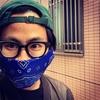 コロナウイルス騒動で、いつまで経ってもマスクが買えないから作ってみた。