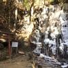山梨県、母の白滝神社