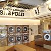 WASH&FOLD神戸垂水店 多くの利用客から「おめでとう!」 FCに加盟し新規参入、ビジネスに確かな手応え