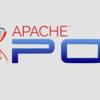 Apache POI 4.X チートシート