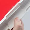 【新商品情報】フラップ付きノート「ダブルリングノート テフレーヌ フラップ」