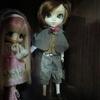 【お人形お迎え譚】イスルのライト君、かわええええええ!!!(≧▽≦)