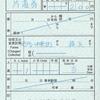 横浜高速鉄道の補充券
