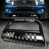 "BLACK 3"" BULL BAR GRILLE GUARD+YELLOW FOG LIGHT FOR 07-16 TOYOTA TUNDRA/SEQUOIA"