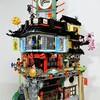 LEGO 70620 ニンジャゴーシティ 内部