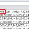 Excelの1セルにコンマ区切り文字列を入れる