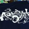 aqua dashTシャツ