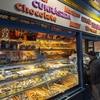 ブダペスト中央市場のカッテージチーズシュトゥルーデル