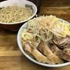 ラーメン二郎 新小金井街道店『小つけ麺 豚増し しょうが』