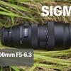 2年越しのレンズレビュー【SIGMA 100-400mm F5-6.3 DG OS HSM】#3