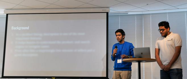 インドから来たインターン生が考える、機械学習の活用方法とは? #メルカリな日々 2018/1/12