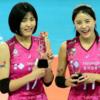 韓国の人気双子バレー選手、中学時代のいじめで代表追放