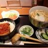 【渋谷ランチ】手打ちうどん「銀座木屋」でうな丼御膳【評価感想】