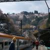 吉野千本桜≪#1≫ ― 近鉄特急と吉野駅 ―