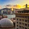 大人な香港 激しい対立でも、新たな感染者がゼロに