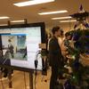 RaspberryPi3+OpenCVで顔検出して自撮りしてくれるクリスマスツリーを作りました