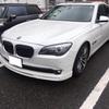 フォグランプLED装着@BMW740i