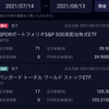 VTを全売却してSPYD71株追加投資。SPYDの含み益もまもなく180万円に。