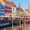 コペンハーゲンおすすめ観光!中央駅からニューハウンまでの散歩道