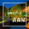 【青森県・三沢市】青森のテーマパーク。『星野リゾート 青森屋』で青森の原風景をご紹介