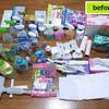 自分で物を減らして効果を検証シリーズ⑨―掃除用品・洗剤等―掃除業者になるつもりだったんだろうか?