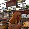 【ソウル07】広蔵市場でトーストと麻薬キンパッ