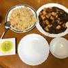 麻婆豆腐とチャーハンを夕食に決定 今日の我が家は静かだった