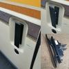Astro Van door handle replace