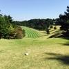 今日は、会社のゴルフコンペでした。