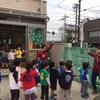 みやこめっせで4歳児大会があってね!楽しかったんだよ!