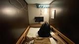 【潜入】新橋で一番安いっぽいカプセルホテルに宿泊 一泊1300円