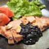 栄養満点!ガーリックポークステーキ、プルーンソースの作り方・レシピ
