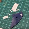 HGUCハンブラビ改修(12)腕の製作