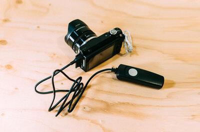 【両手を離して撮影したい!】安価な有線リモコン、ミラーレス用を買ってきました。[その1]