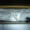 本日(9/8)、香港より荷物が届きました^^