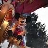 【冬のパリ旅行記➄】『ディズニースターズオンパレード』で25周年を祝おう!《あんなところにジュビレーション!が!?》