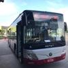はじめての隣国ミャンマー(4)空港から市内へ格安シャトルバス編