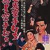 高倉健さんのデビュー作・『電光空手打ち』/『流星空手打ち 』(1956年)