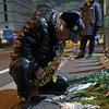 <パレスティナに献花を! 12月15日の声> <Flowers for Palestine ! Vox Dec. 15>