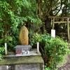 峠の頂に祀られる庚申塔 福岡県北九州市門司区丸山吉野町