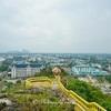 【タイ・プラチュアップキリカン旅行2日目】カオチョンクラチョック寺院/Khao Chong Krajok Temple in Prachuap Khiri Khan province of Thailand