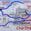 Badrinath(バドリナート)巡礼とマナ
