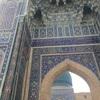 ウズベキスタンひとり旅 入国で大混乱!