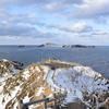 北海道礼文島生活:12月の礼文島フォトギャラリー