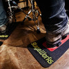 【ドラム情報】ドラムペダルが滑って困っている方に朗報!