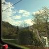 インスブルックからベローナ 鉄道で移動 ベローナでの宿泊